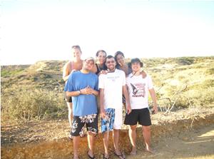 Felices en la Guajira
